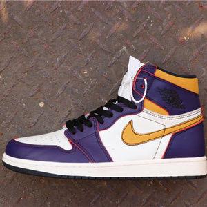 """AirJordan1 High OG """"Court Purple"""""""